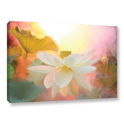 Brushstone Arise Gallery Wrapped Canvas Wall Art