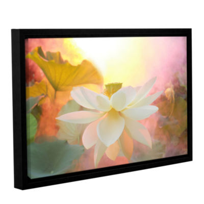 Brushstone Arise Gallery Wrapped Floater-Framed Canvas Wall Art