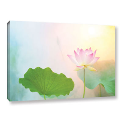 Brushstone Serenity Gallery Wrapped Canvas Wall Art
