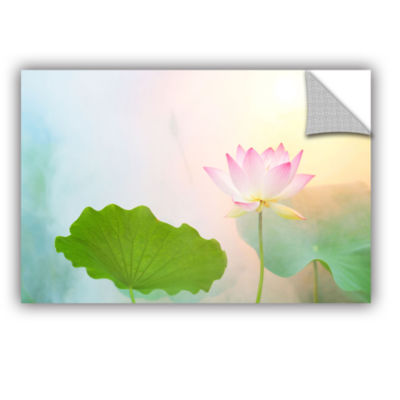 Brushstone Serenity Removable Wall Decal