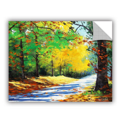 Brushstone Vibrant Autumn Removable Wall Decal