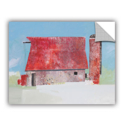 Brushstone Barn No. 36 Removable Wall Decal