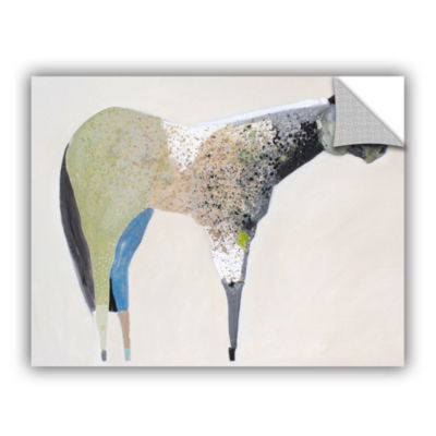 Brushstone Horse No. 33 Removable Wall Decal