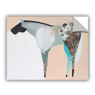 Brushstone Horse No. 65 Removable Wall Decal