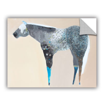 Brushstone Horse No. 66 Removable Wall Decal