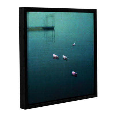 Brushstone Floating Hope Gallery Wrapped Floater-Framed Canvas Wall Art