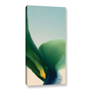 Brushstone Flora 9 Gallery Wrapped Canvas Wall Art
