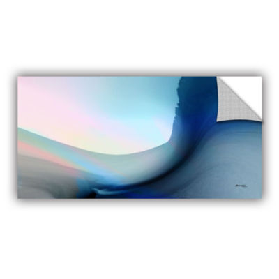 Brushstone Ocean Vibes 1 Removable Wall Decal