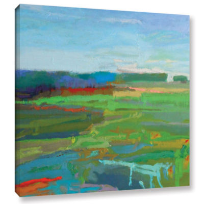 Brushstone Vinalhaven#5 Gallery Wrapped Canvas Wall Art