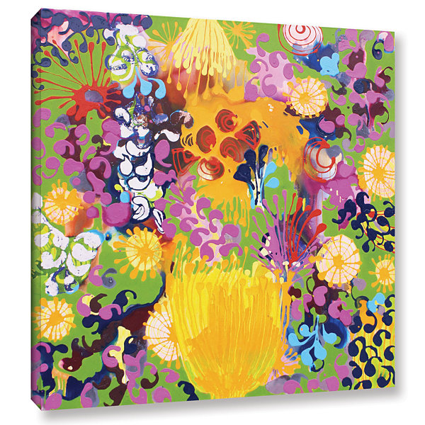 Brushstone Hard Candy Gallery Wrapped Canvas WallArt