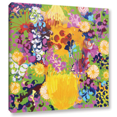 Brushstone Hard Candy Gallery Wrapped Canvas WallArt