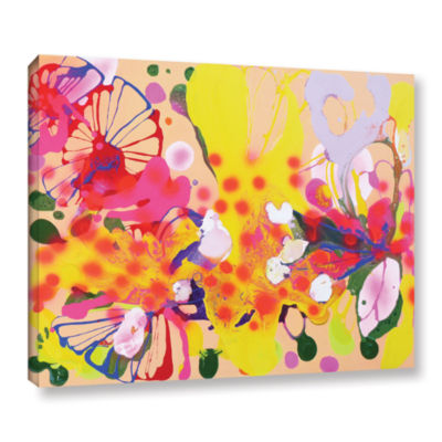 Brushstone Lola Fiesta Gallery Wrapped Canvas WallArt
