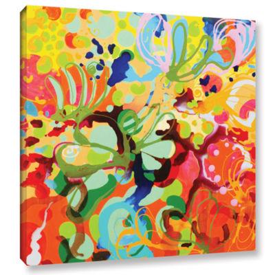 Brushstone Skylark Gallery Wrapped Canvas Wall Art