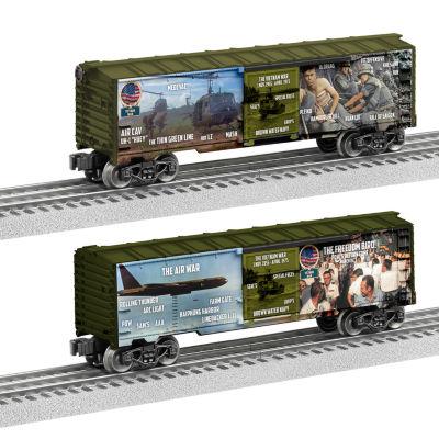Lionel Trains Vietnam War Boxcar