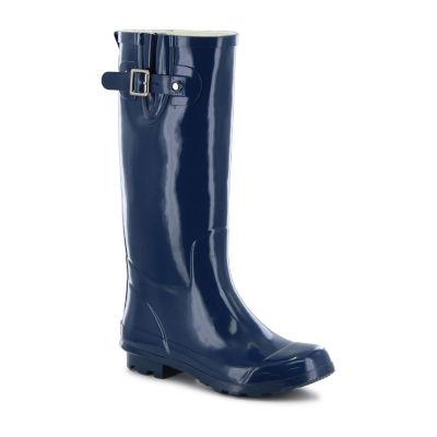 Western Chief Womens Classic Tall Rain Boots Waterproof Pull-on