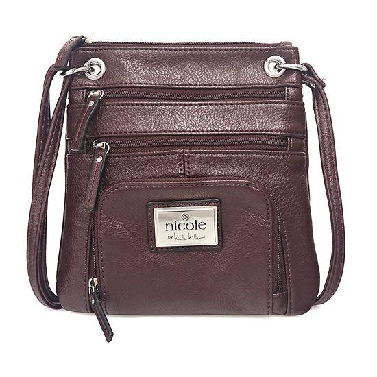 Nicole By Nicole Miller Marisa Crossbody Bag