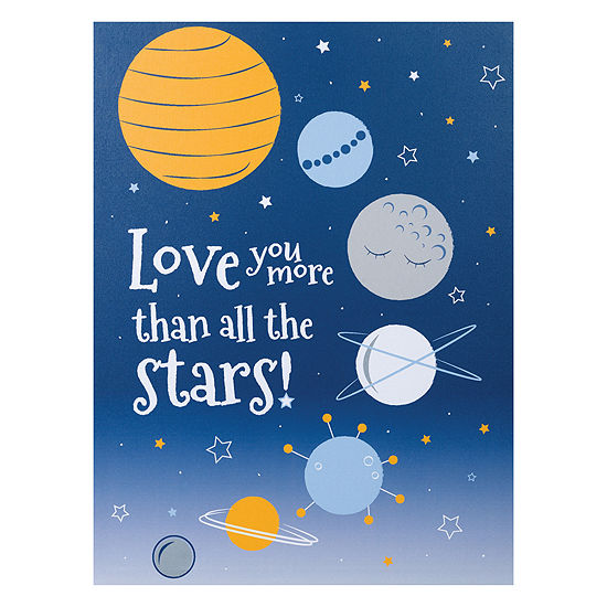 Trend Lab Galaxy Canvas Wall Art Canvas Art