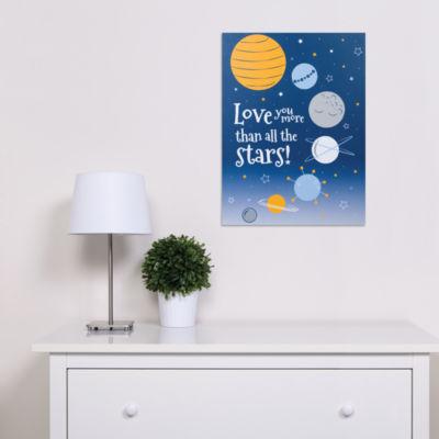 Trend Lab Galaxy Canvas Wall Art Canvas Art