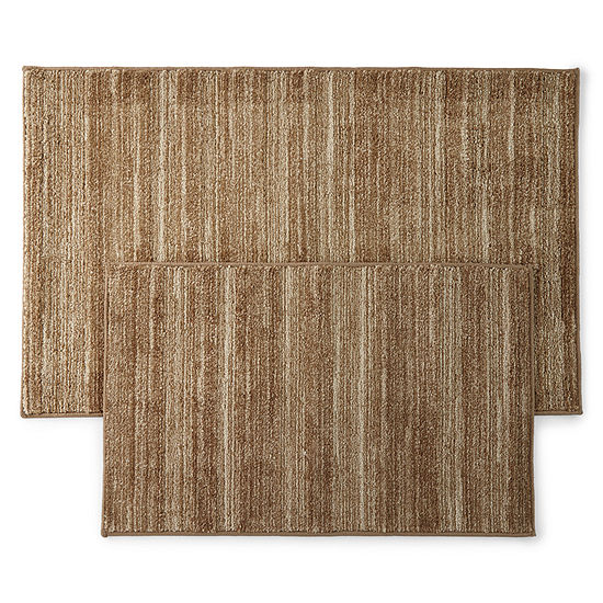 Home Expressions Stripes Rectangular Rugs Jcpenney