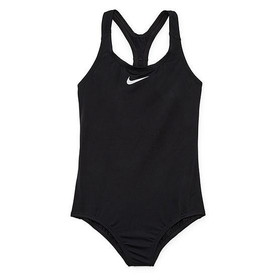 94822b2f1efa1 Nike One Piece Swimsuit Big Kid Girls - JCPenney