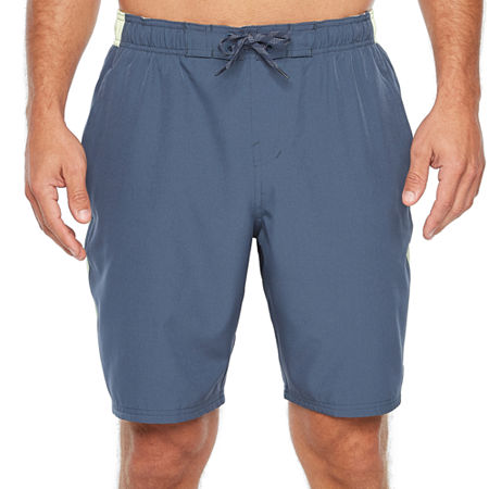 """Nike Contend 9"""" Volley Short Trunks, Xx-large , Gray"""