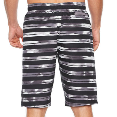 "Nike Block Stripe Breaker 11"" Volley Trunks"