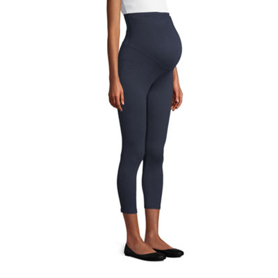 Belle & Sky Maternity Full Panel Crop Legging