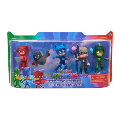 PJ Masks Super Moon Adventure Figure Set