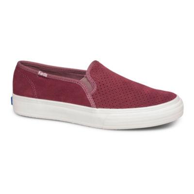 Keds Womens Round Toe Slip-On Shoes