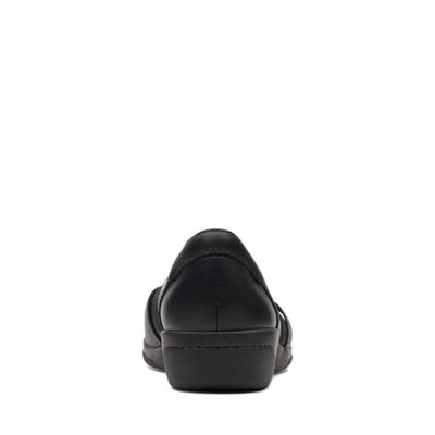 Clarks Womens Cheyn Creek Round Toe Slip-On Shoe
