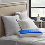 Sealy Chill Gel Memory Foam Medium Density Pillow