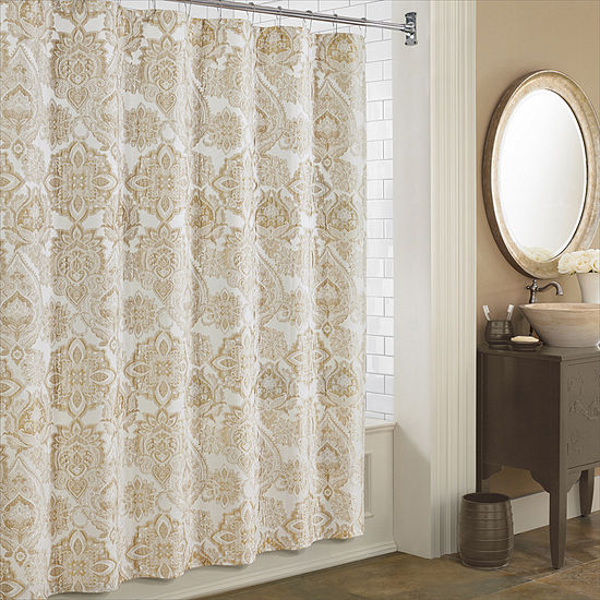 Queen Street Sandy Shower Curtain