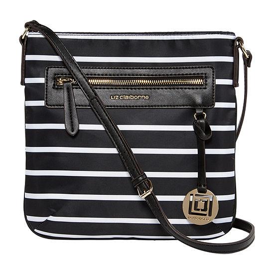 Liz Claiborne Jess Crossbody Bag