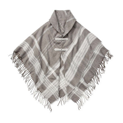 Mixit Mommy and Me Cozy Adult Plaid Wrap