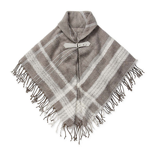 Mixit Mommy and Me Cozy Child Plaid Wrap