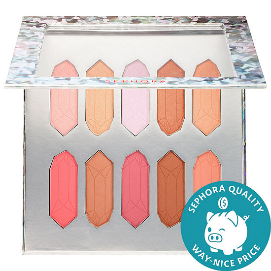 SEPHORA COLLECTION What a Gem! Crystal Face Palette