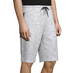 Hollywood Mens Elastic Waist Pull-On Short
