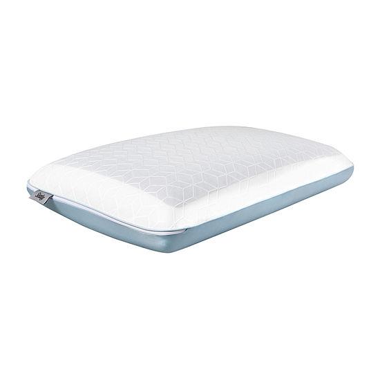 Sealy® DuoChill Cooling Gel Memory Foam Medium Density Pillow