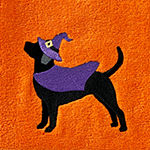 Saturday Knight Black Lab Witch 2-pc. Hand Towel