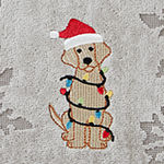 Saturday Knight Lab And Snowman 2-pc. Hand Towel
