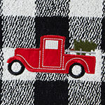 Saturday Knight Stag And Truck 2-pc. Hand Towel