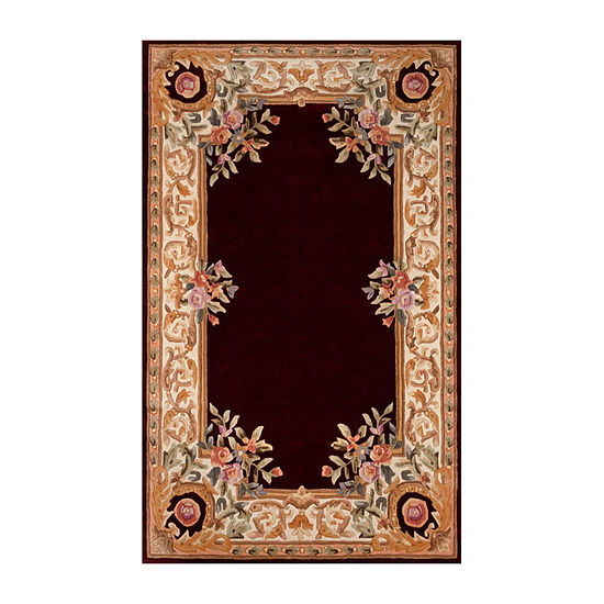 Momeni Open Fields Hand Tufted Rectangular Indoor Rugs