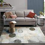 Madison Park Steel Rectangular Indoor Rugs