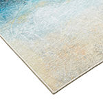 Madison Park Blossom Rectangular Indoor Rugs