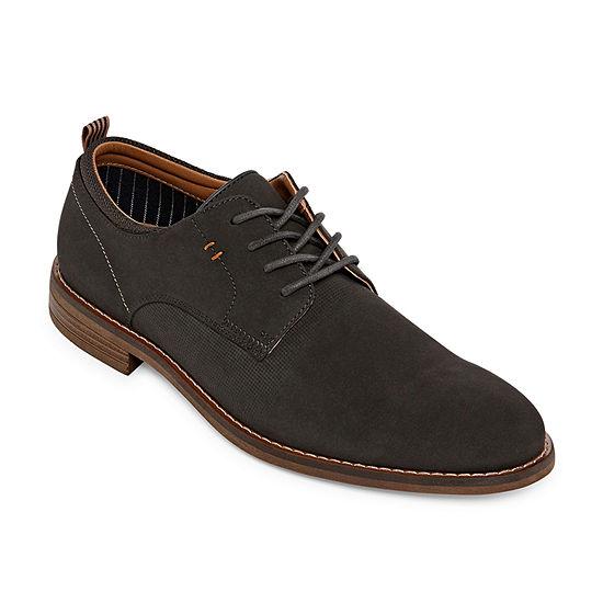 JF J.Ferrar Mens Stiller Oxford Shoes