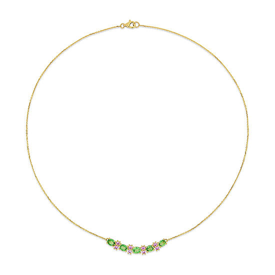 14K Gold 17 Inch Rope Chain Necklace
