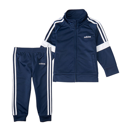 adidas Boys 2-pc. Track Suit Preschool