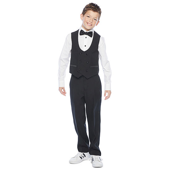 Steve Harvey Boys 4-pc. Suit Set Preschool / Big Kid