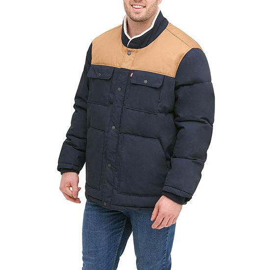 Levi's Midweight Shirt Jacket - Big
