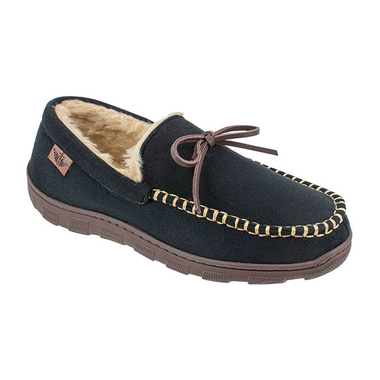 Dockers® Wide Width Rugged Collection Moccasin Slippers